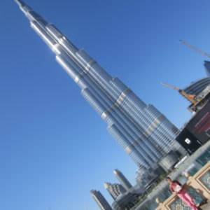 Burg al Khalifa + haute tour du monde 828M